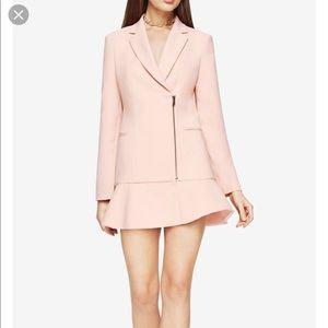 BCBG Aryn Flounce jacket dress